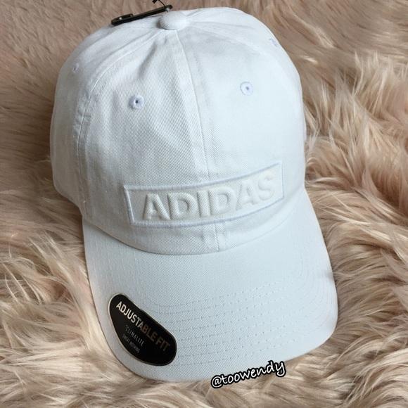 5d3e2499d84 Adidas Ultimate Plus Cap Hat